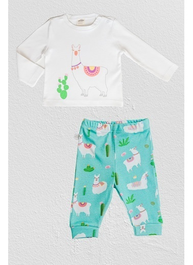 Alish Pijama Takım Yeşil